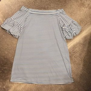 PRECIOUS BALLOON SLEEVE KNIT DRESS